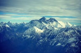 The Mountain Everest.